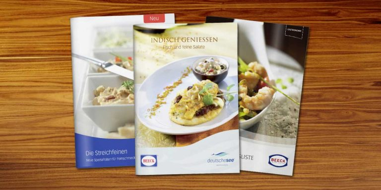 Beeck Delicacies Product Folder