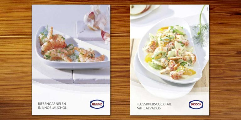 Beeck Delicacies Product Sheets