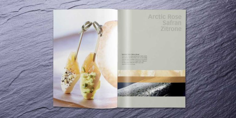 Deutsche See Fingerfood Folder
