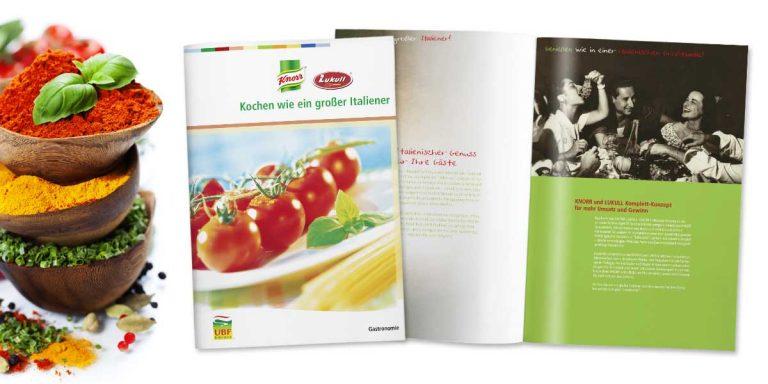Unilever/Knorr B2B Promotion