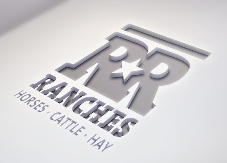 Bar RR Ranches Logo