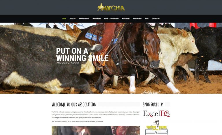 World Cutting Horse Association