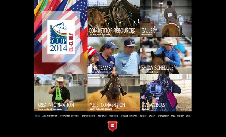 AQHA Youth World Cup 2014