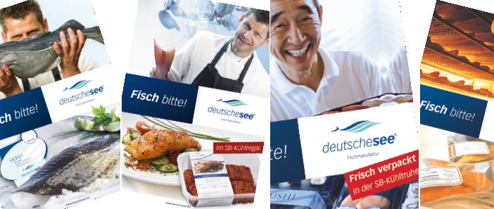Deutsche See Ads
